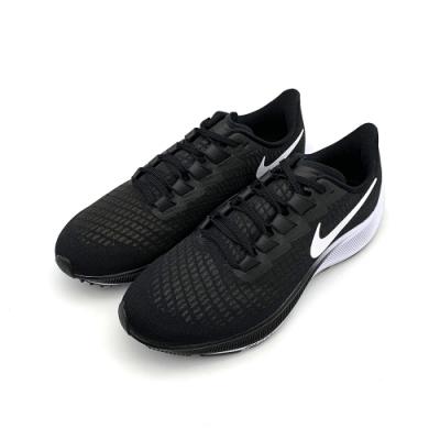 NIKE AIR ZOOM PEGASUS 37 女 慢跑鞋 黑-BQ9647002