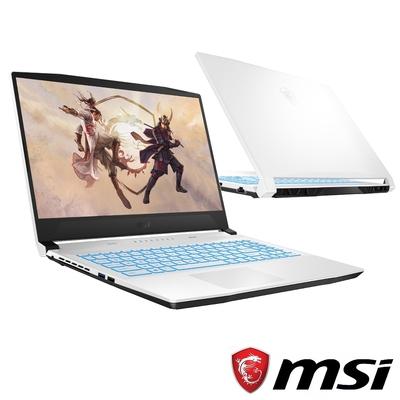 MSI微星 Sword 15 A11UC-073TW 15.6吋電競筆電(i7-11800H/8G/RTX3050-4G/512G SSD/Win10)