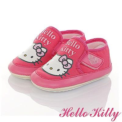 HelloKitty 輕量減壓寶寶學步娃娃童鞋-桃