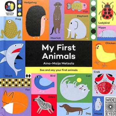 My First Animals 我的第一本動物單字書