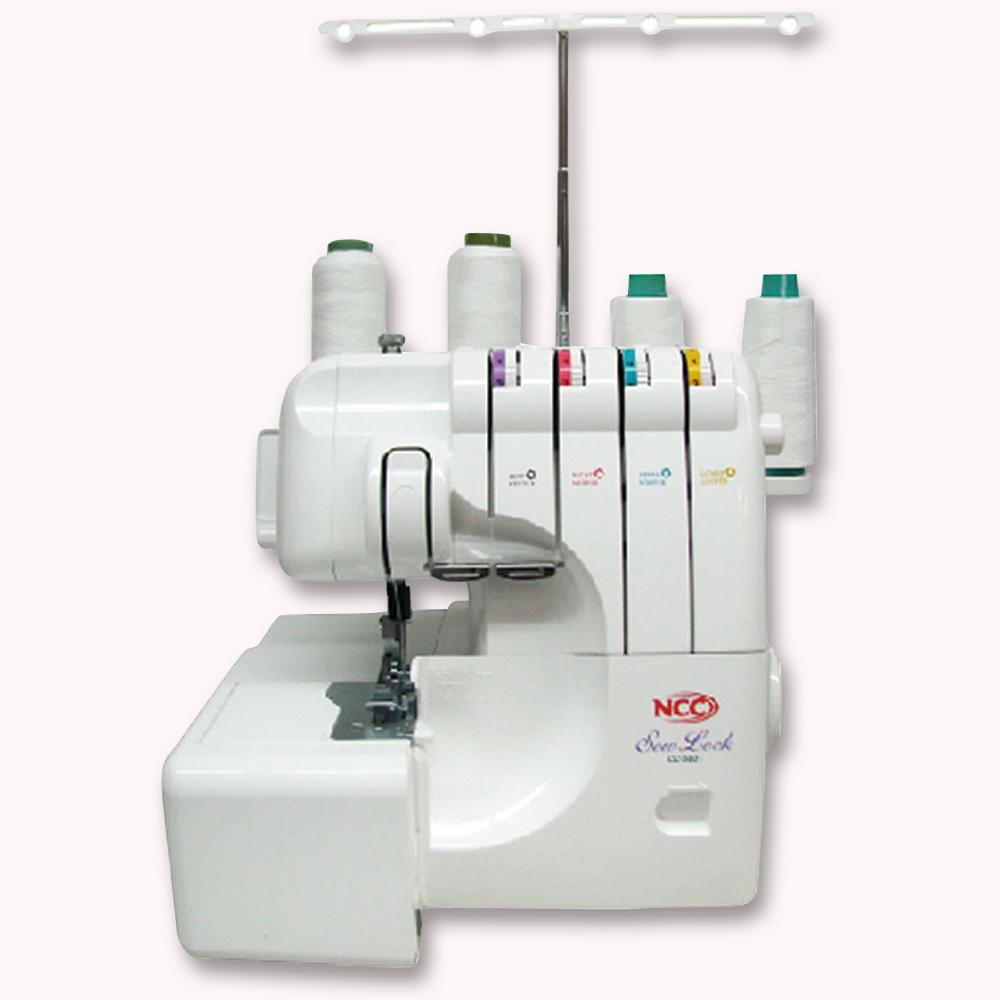 (無卡分期-12期)喜佳 NCC CC-5801 Sew Lock萬用拷克機