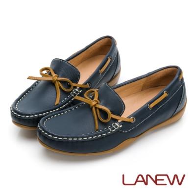 LA NEW 輕量帆船鞋 休閒鞋(女220020270)