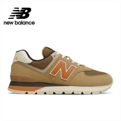 [New Balance]復古運動鞋_中性_卡其_ML574DHG-D楦