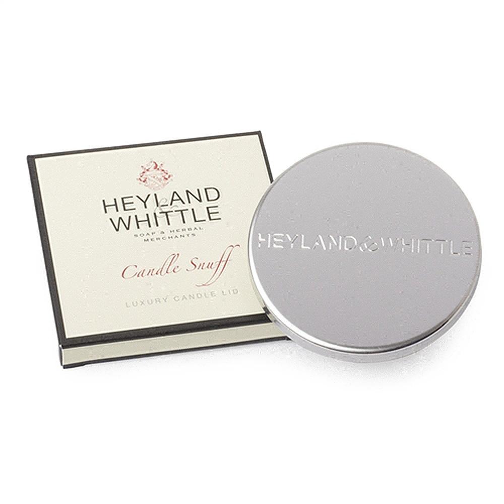 H&W英倫薇朵 香氛蠟燭蓋