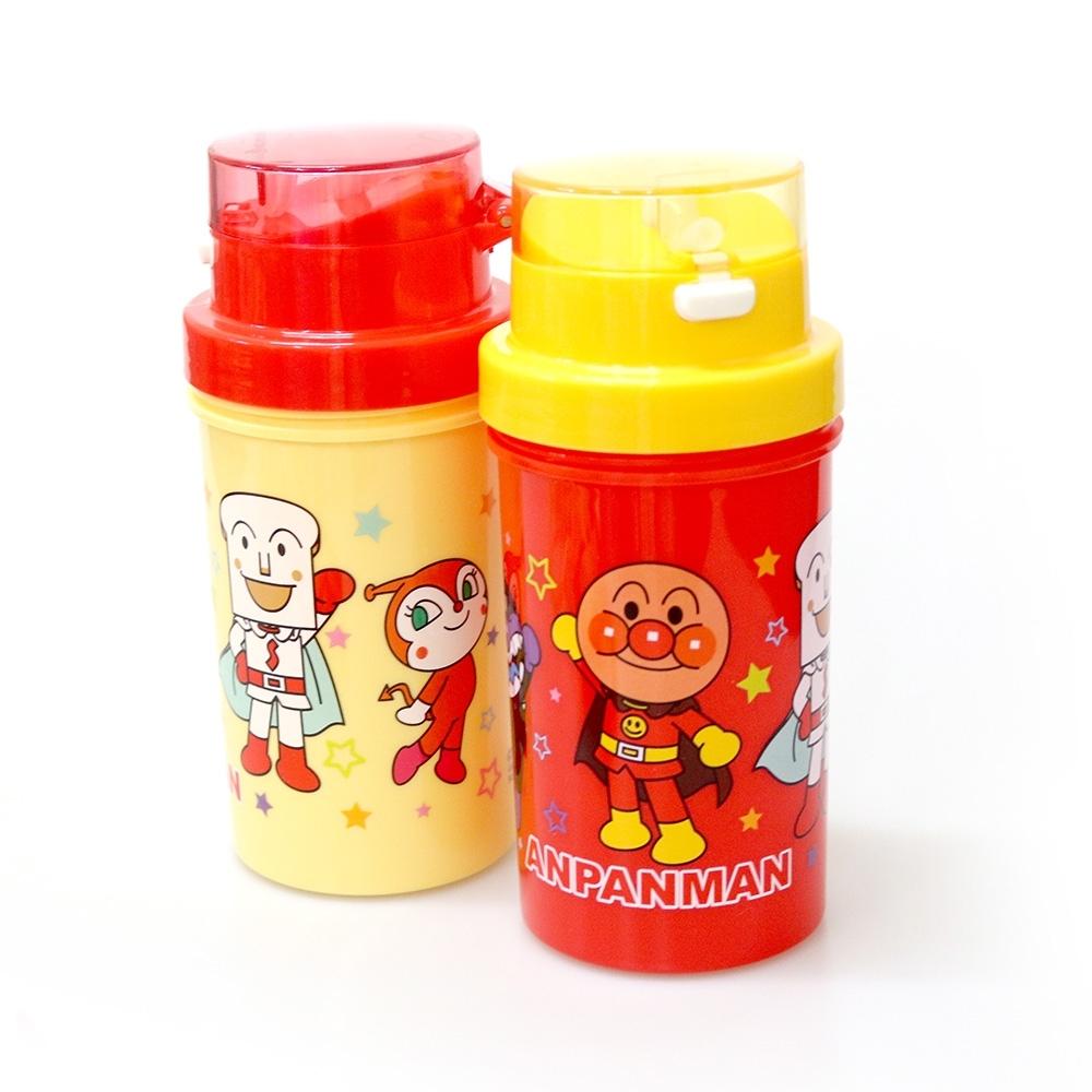 DF 童趣館 - 台灣製造麵包超人摩登吸管水壺500ml-共兩色