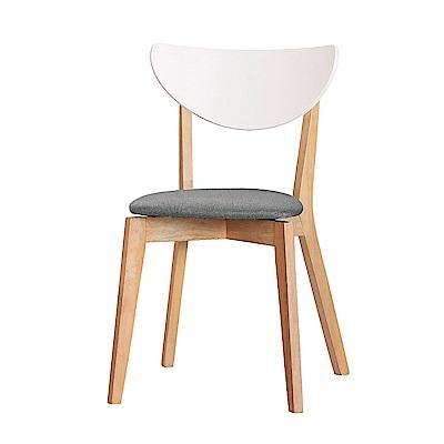 AS-派特蘿配色布餐椅(2入組)-47x50x78cm