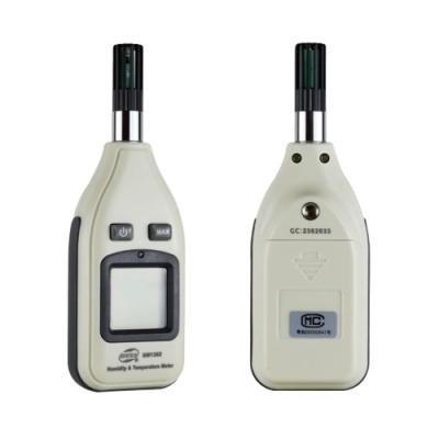 【BENETECH】標智 GM1362 數字式溫濕度計