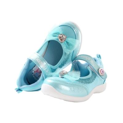 魔法Baby 女童鞋 台灣製迪士尼冰雪奇緣正版休閒公主鞋 sa04836