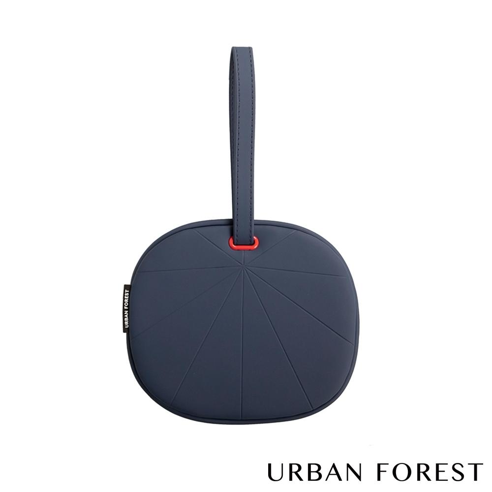 URBAN FOREST都市之森 樹-小號手挽包 深海藍