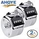 AHOYE 金屬機械式計數器 2入組 product thumbnail 1