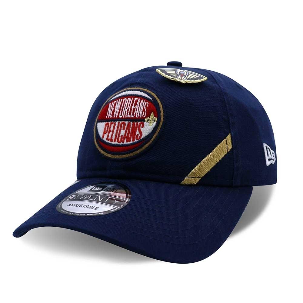 New Era 920 NBA DRAFT 棒球帽 鵜鶘隊