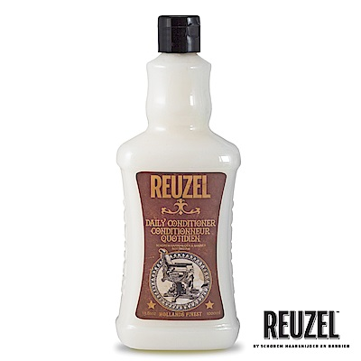 REUZEL Daily Conditioner日常舒緩保濕髮乳1000ml