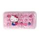 Hello Kitty 凱蒂貓 超韌牙線棒 200 支(盒裝) X 6 盒(台灣製) product thumbnail 1