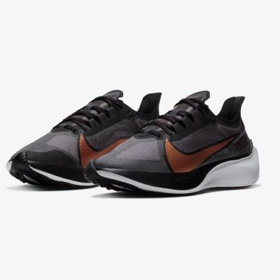NIKE 慢跑鞋 運動 球鞋 女鞋 黑 BQ3203004 Zoom Gravity