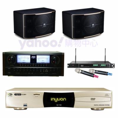 音圓 S-2001 N2-150+Sugar A-600+ACT-589+Pasion 10(伴唱機4TB+卡拉OK套組)