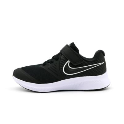 Nike Star Runner 2 (PSV) 童休閒鞋-黑-AT1801001