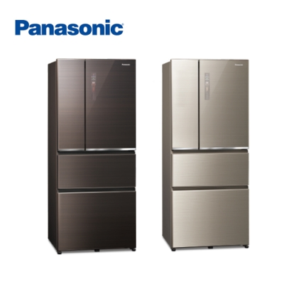 Panasonic國際牌 610L 1級變頻4門電冰箱 NR-D611XGS