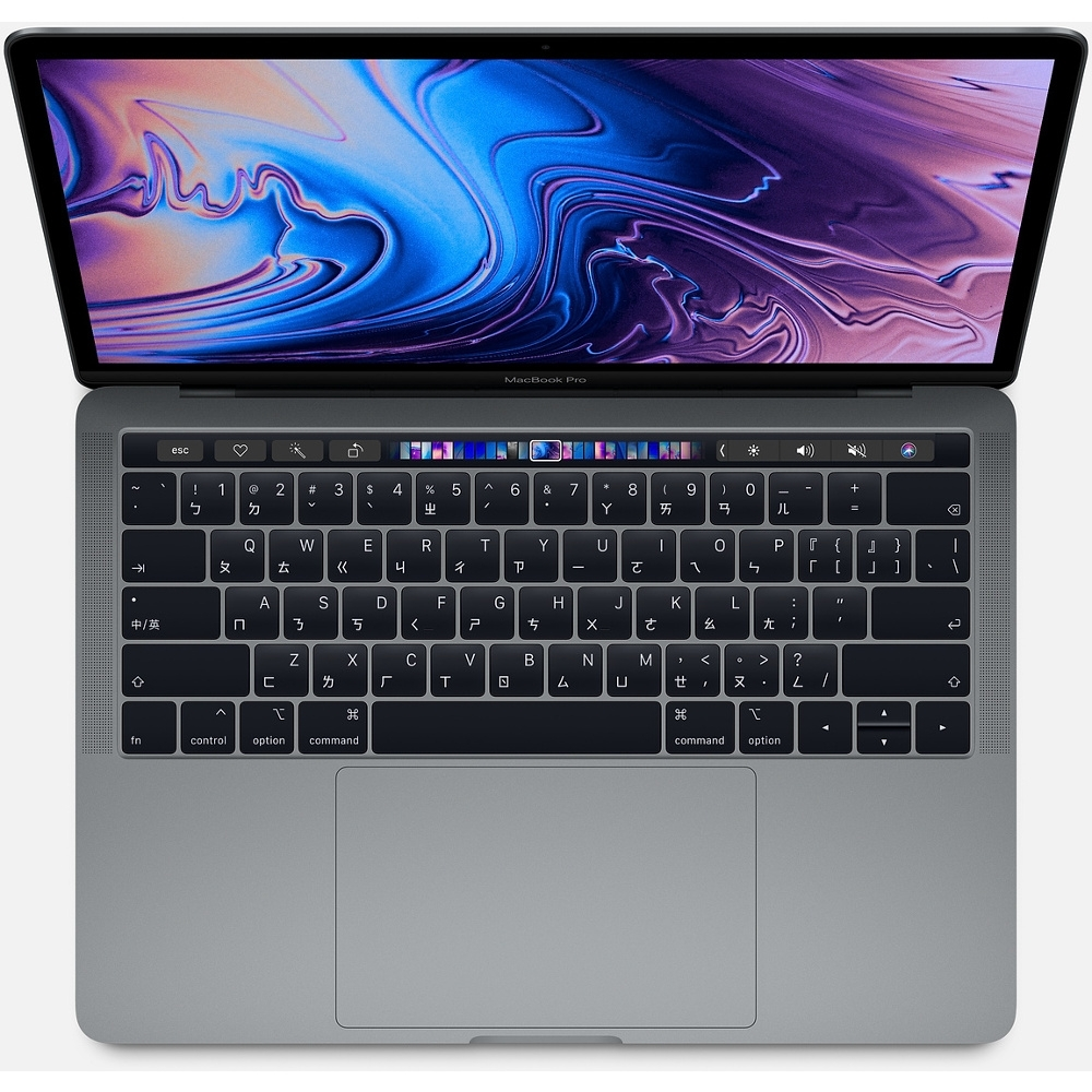 Apple 2019 MacBook Pro 13吋 第八代i5/8GB/512GB-灰色