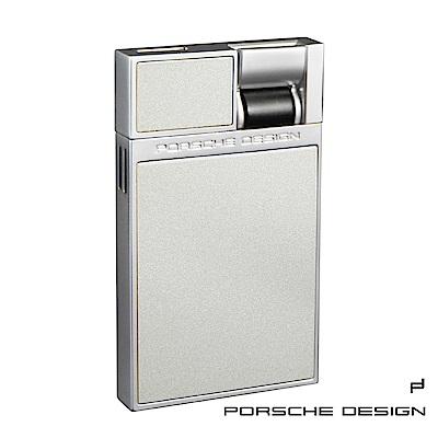 保時捷Porsche Design P3632平坦火焰打火機(銀)