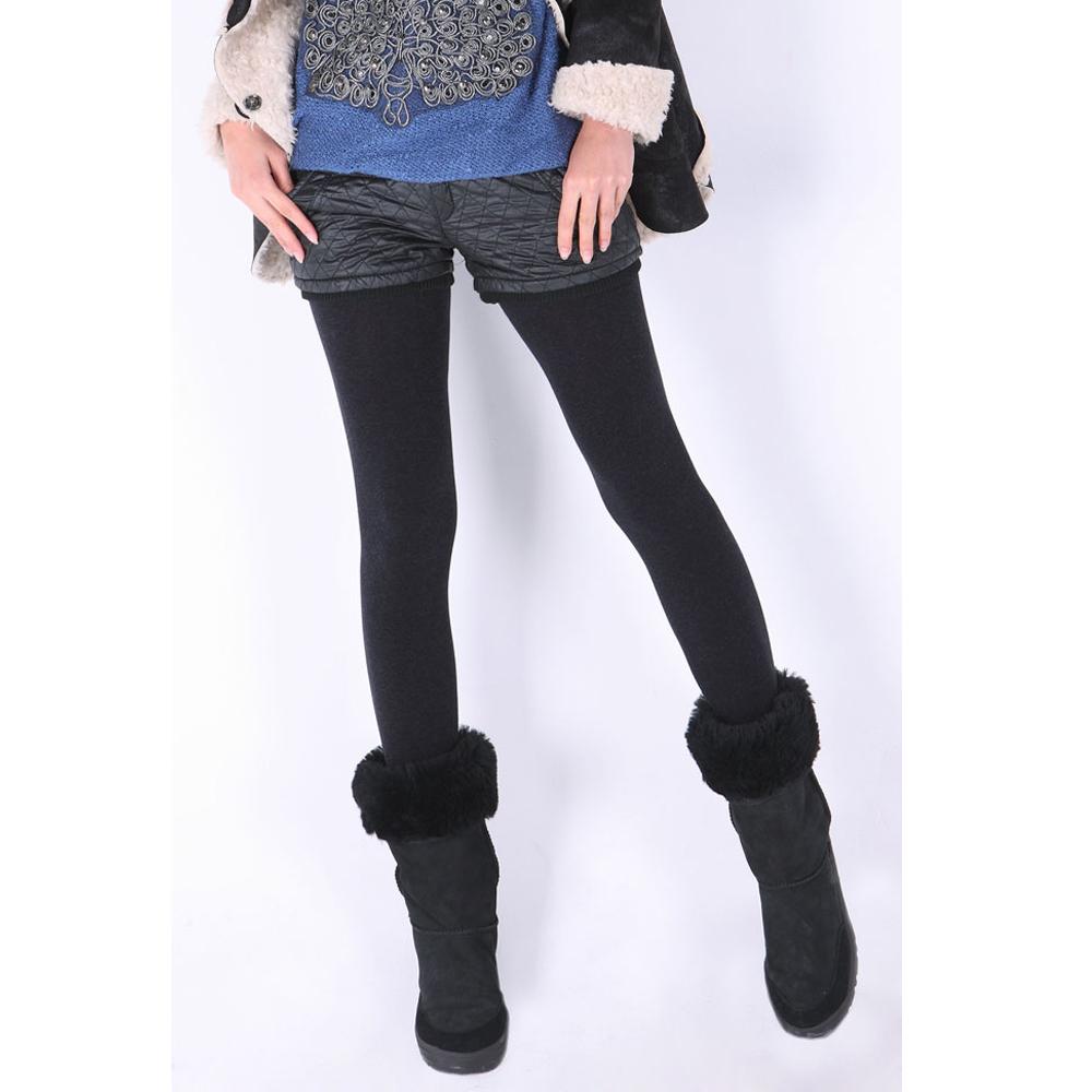 華貴 裹起毛超柔保暖褲襪-6雙 (MIT)