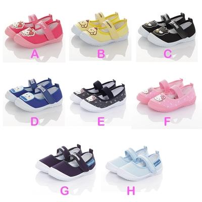 (時時樂)TOPU ONE 童鞋 護趾透氣防臭減壓吸震幼兒園室內鞋-共8款