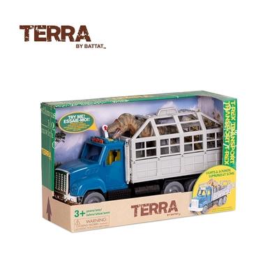 TERRA 霸王龍狩獵車