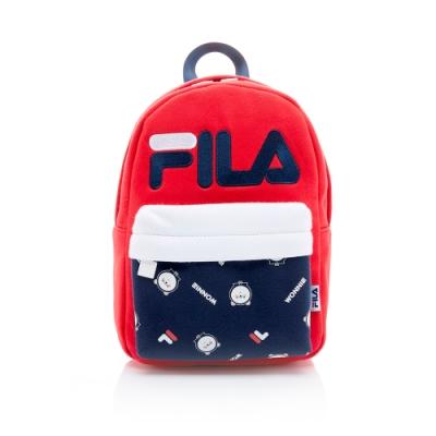 FILA WONNIE小後背包-紅 BPT-5101-RD