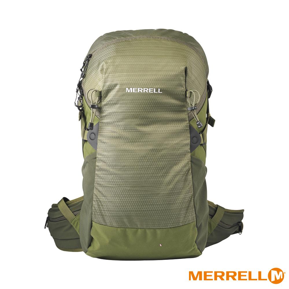 MERRELL 24L 多功能後背包-綠(5318BO107)