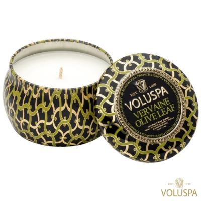 美國香氛VOLUSPA 黑屋系列 Vervaine Olive Leaf  橄欖 113g