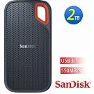 SanDisk E60 Extreme SSD 2TB 行動固態硬碟 (公司貨)