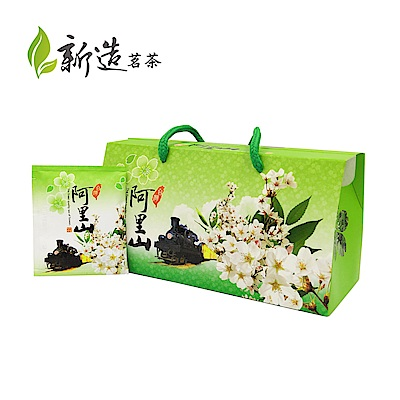 【新造茗茶】精選阿里山極品袋茶包 (30入/盒)