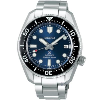 SEIKO Prospex DIVER SCUBA 1968復刻200米潛水機械錶(SPB187J1/6R35-01E0B)-42mm