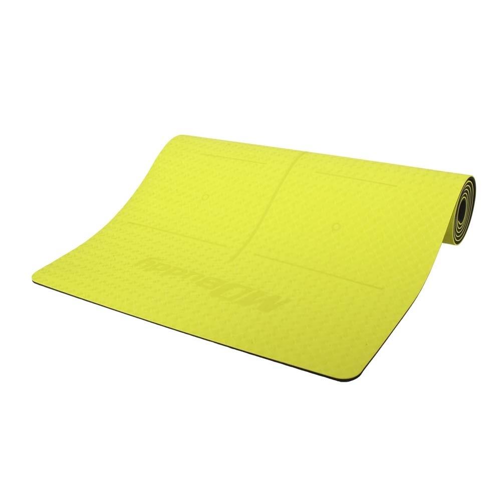 MDBuddy 新TPE瑜珈墊-有氧 塑身 地墊 止滑墊 附束繩 MD9038 依賣場