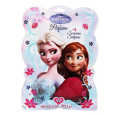Disney Frozen冰雪奇緣香氛驚喜包(淡香水9.5ml+書籤+紋身貼紙)