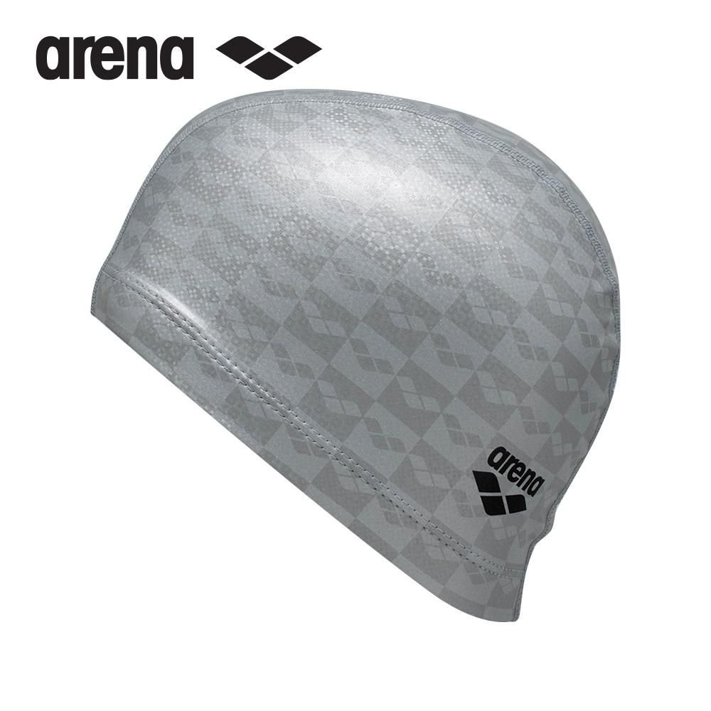arena 2WAY雙材質舒適泳帽 ARN-6407E
