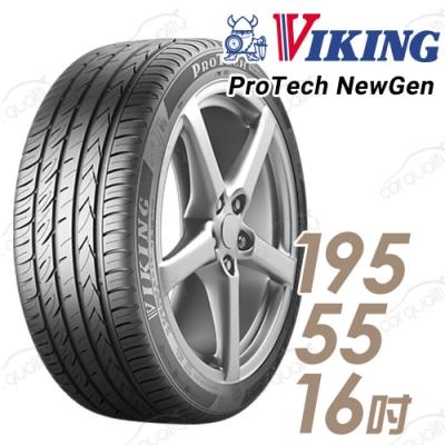 【維京】PTNG 濕地輪胎_送專業安裝_單入組_195/55/16 87V(PTNG)