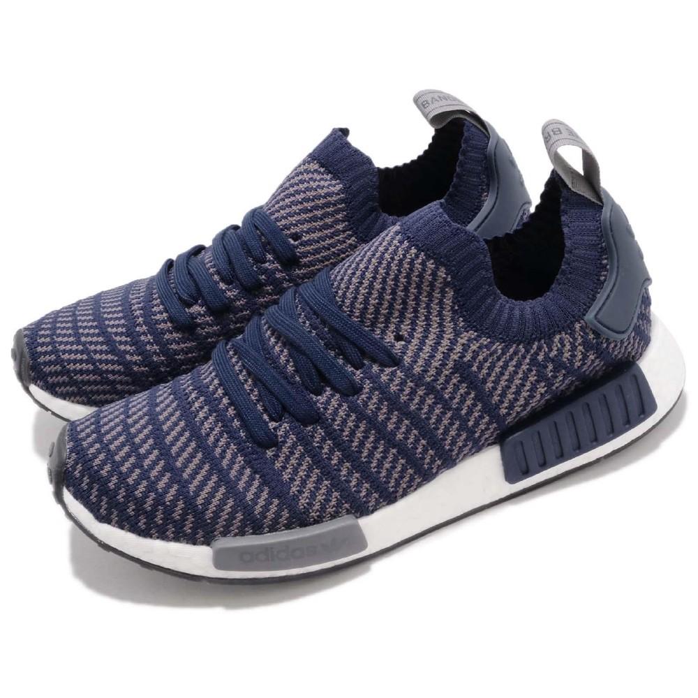 adidas 休閒鞋 NMD_R1 STLT 襪套 男鞋