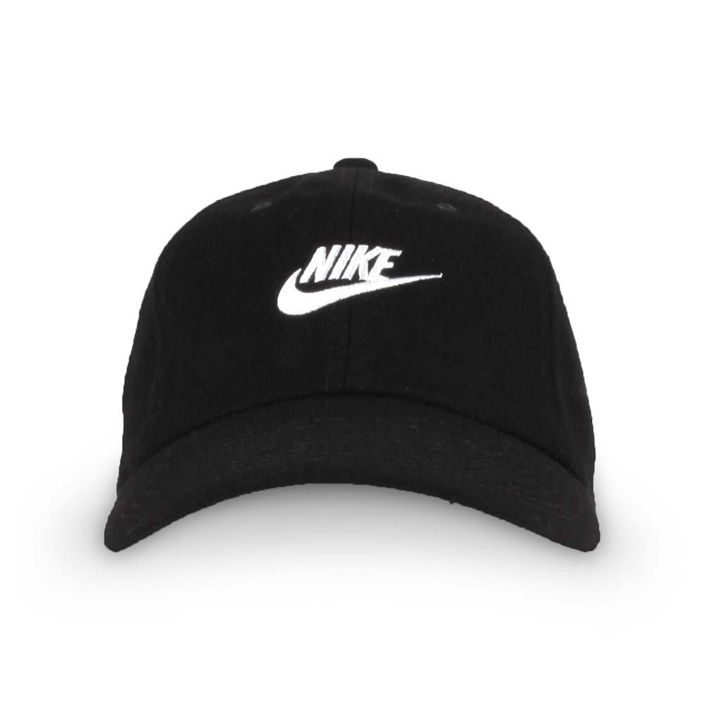 NIKE 運動帽 黑白