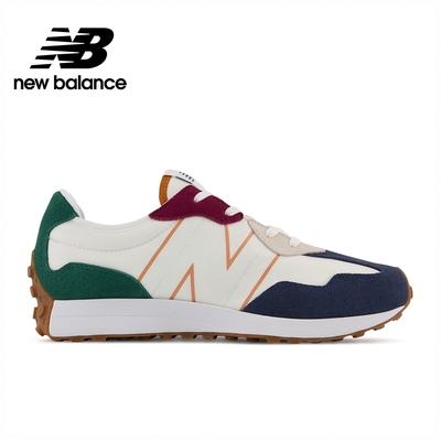 [New Balance]童鞋_中性_深藍色_GS327HH1-W楦