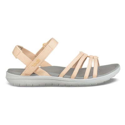 TEVA Sanborn Cota Sandal 女 經典時尚涼鞋 粉膚色
