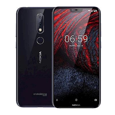 Nokia 6.1 Plus (4G/64G) 5.8吋 全螢幕 智慧型手機