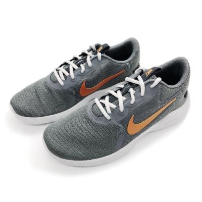 NIKE 慢跑鞋 男鞋 訓練鞋  輕量 透氣 緩震 穩定 運動鞋 灰 CD0225003 FLEX EXPERIENCE RN 9