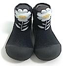 韓國Attipas 快樂學步鞋A19FG-黑色小花