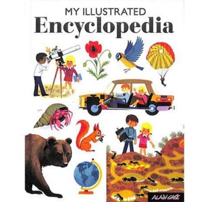 My Illustrated Encyclopedia 我的百科全書 精裝繪本