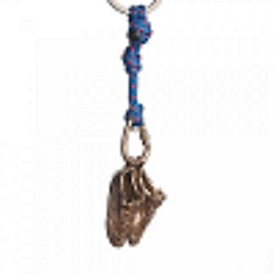 SAC #49 青銅鑰匙圈掛飾 鉤環+岩鞋