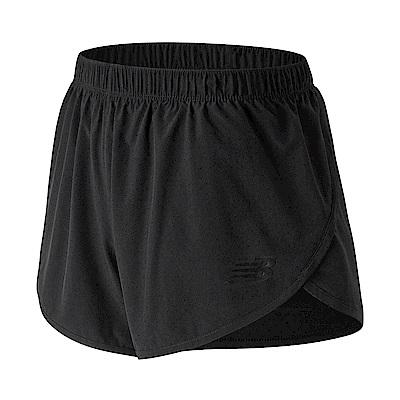 New Balance NB DRY 4 彈性兩件式短褲WS91830BK_女_黑
