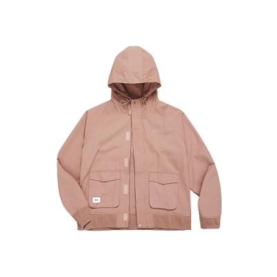 NAVY-傘狀連帽外套(兩色)-女【VNA017】