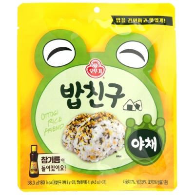 不倒翁  海苔香鬆-蔬菜風味(36.3g)