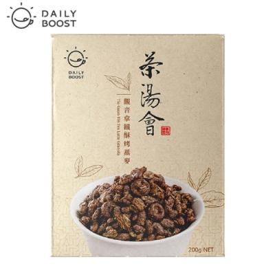 Daily Boost x 茶湯會 觀音拿鐵酥烤燕麥(200g)