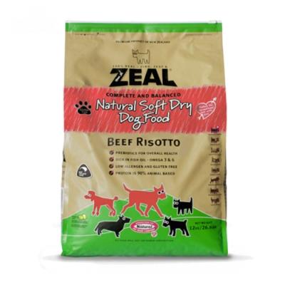 紐西蘭ZEAL真致 純淨低敏牛肉犬糧 12KG/26.5LBS (ZE-B12)